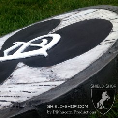 Ave shield side detail