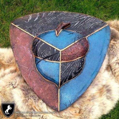 $375.00 Example: Acorn wankel shield