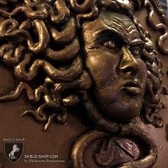 face detail Aegis Athena