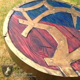 Woodgrain detail