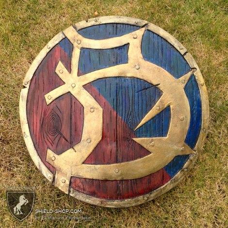 Babylong B punch shield
