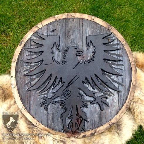 Brotherhood of the Falcon shield