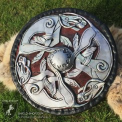 Celtic Dogs shield