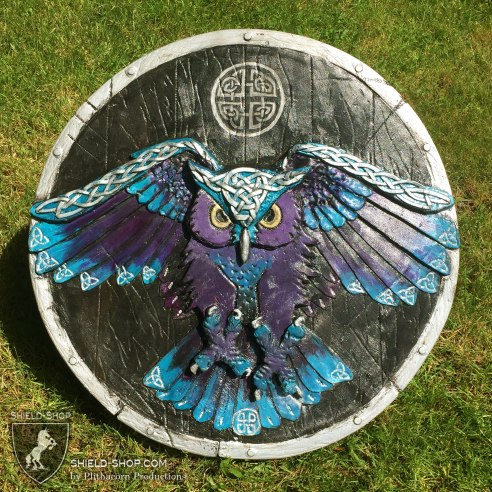 Celtic Owl Totem