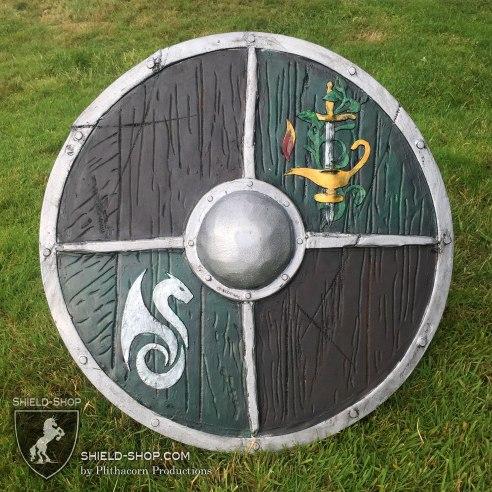 Dragon-and-Lamp-Shield