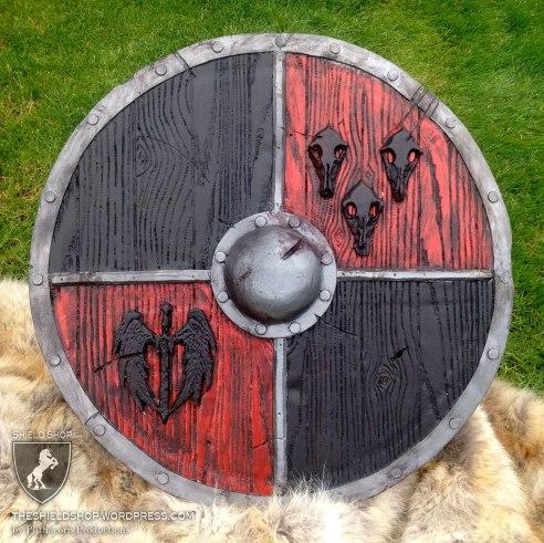 Forsaken, Dog-skull Shield