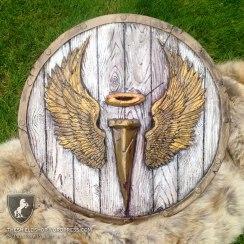 God Squad shield