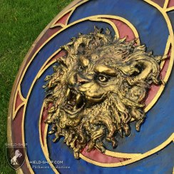 lion-shield-close-up-shield-shop