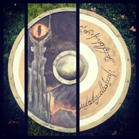 LotR shield comparison