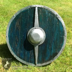 Norse wooden shield