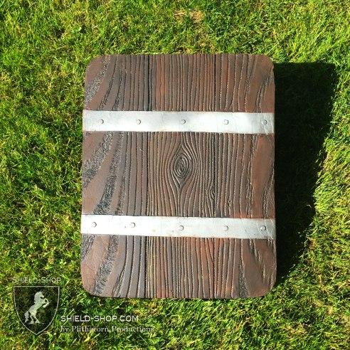 Plank punch shield