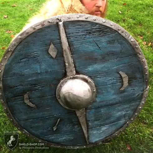 Ragnar Lothbrok custom shield
