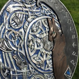 Shield detail