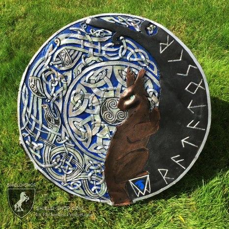 Ratatoskr Shield, custom comission