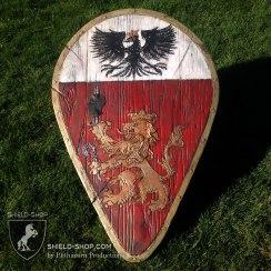 re Italian Family Crest