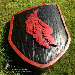 Red-and-Back-Wing-Emblem-bottom-detail-Sheild-Shop