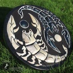 scorpion shield detail 2