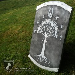 Gondorian Fountain Guard Tower Shield