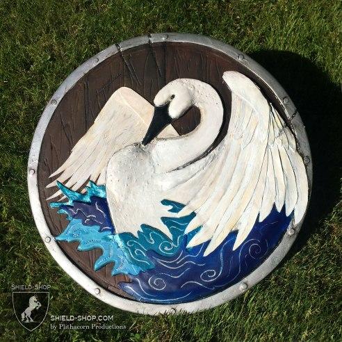 Sipris's-Swan-Shield