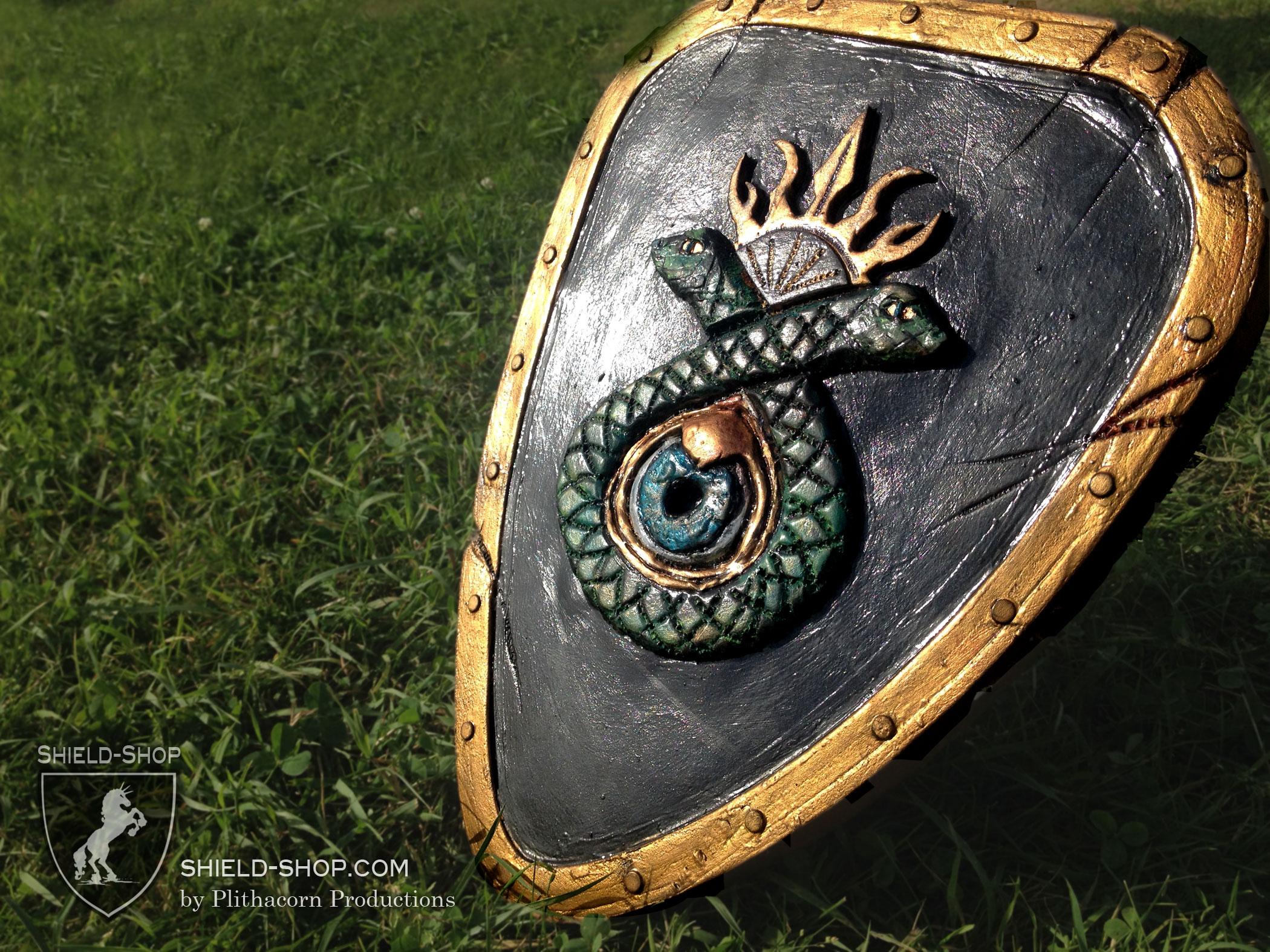 Complex Sculpture Shield Shop