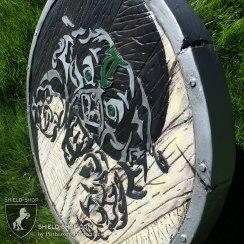 Tribal lion detail1