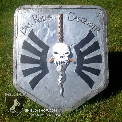 Urk Warmaster Shield for Belegarth