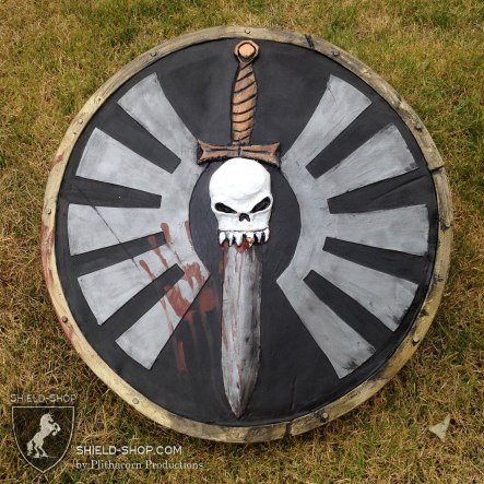 Warmaster shield