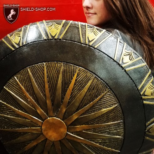 Wonder-Woman-Shield-Shop-with-Model
