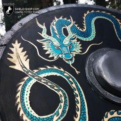 Dragon-detail