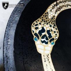 Snake-detail